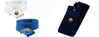Belt + Towel