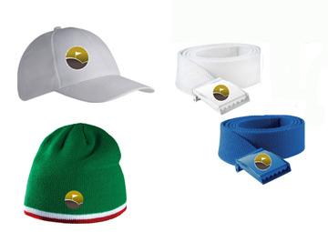 Belt + Hat