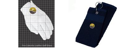 Glove + Towel